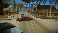 GTA HD Mod 3.0 для GTA San Andreas