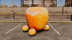 Автомобиль яблоко