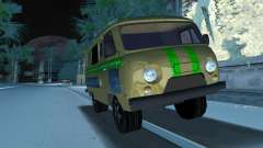 УАЗ 3741 Инкассация