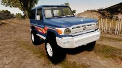 Toyota Land Cruiser 70 2013