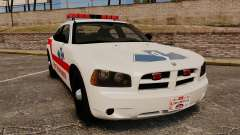 Dodge Charger First Responder [ELS] для GTA 4