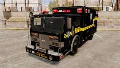 Hazmat Truck NLSP Emergency Operations [ELS] для GTA 4