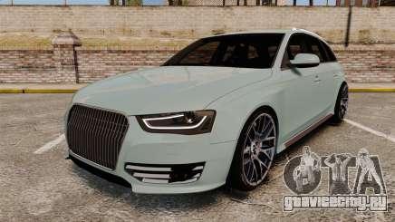 Audi RS4 Avant для GTA 4