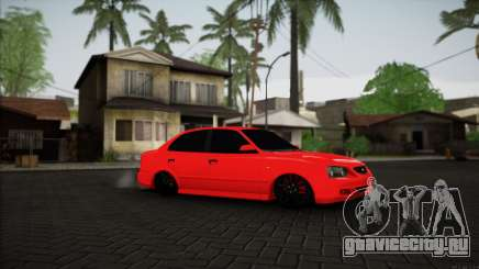 Hyundai Accent для GTA San Andreas