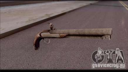 Кремневый Пистолет для GTA San Andreas