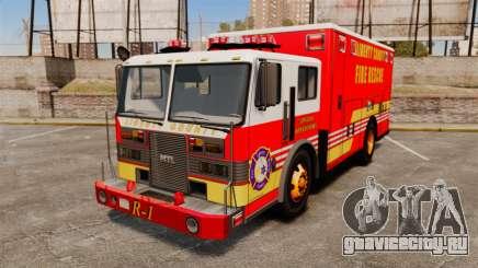 Hazmat Truck LCFR [ELS] для GTA 4