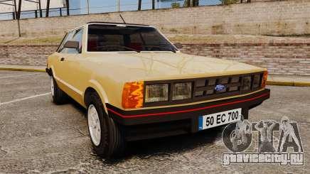 Ford Taunus GLS v2.0 для GTA 4