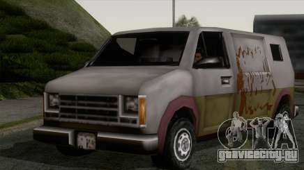 Hoods Rumpo XL из GTA 3 для GTA San Andreas