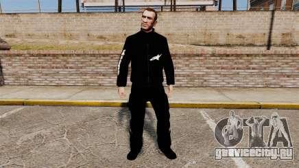 Одежда -Alpinestars- для GTA 4