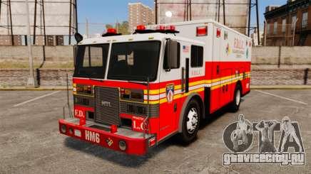 Hazmat Truck FDLC [ELS] для GTA 4