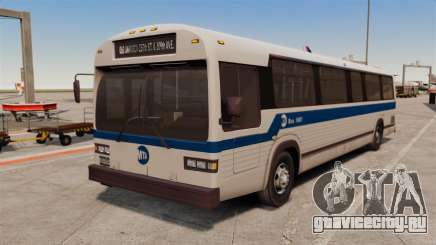 MCI Classic TC40-102A 1988 New York City для GTA 4