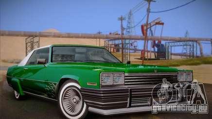 GTA V Manana для GTA San Andreas