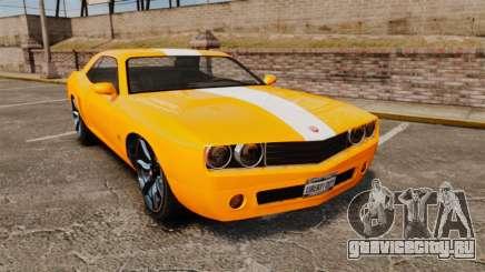 GTA V Gauntlet 450cui Turbocharged для GTA 4