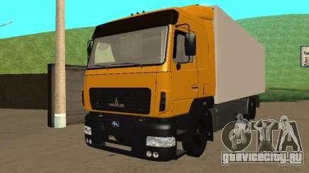 МАЗ 6312А8 для GTA San Andreas