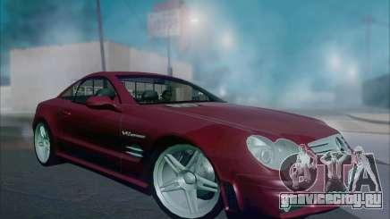 Mercedes SL500 v2 для GTA San Andreas