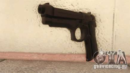 Beretta 92 FS для GTA San Andreas