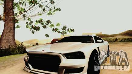Buffalo из GTA V для GTA San Andreas