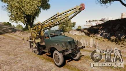 ЗиЛ-157 Буровой для GTA 4