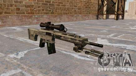 Снайперская винтовка Remington R11 RSASS для GTA 4