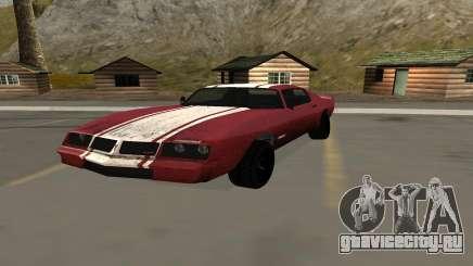 Phoenix из GTA V для GTA San Andreas