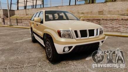 GTA V Canis Seminole для GTA 4