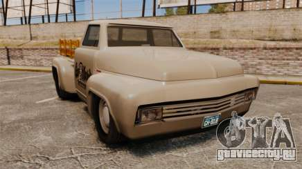 Hot Rod Truck Gas Monkey v2.0 для GTA 4