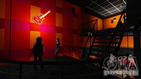 Новое кафе -Hard Rock- для GTA 4 третий скриншот