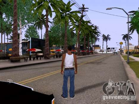 New Groove Street для GTA San Andreas третий скриншот