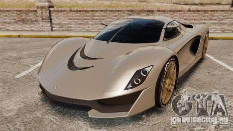 GTA V Grotti Turismo R v2.0 [EPM] для GTA 4