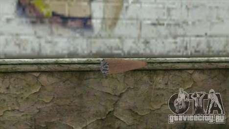 Cigar Teargas для GTA San Andreas