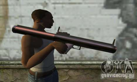 M72 для GTA San Andreas третий скриншот