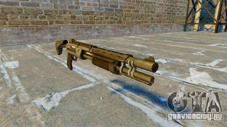 Помповое ружье Marshall v2.0 для GTA 4