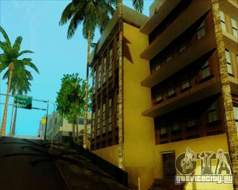 ENB HD CUDA v.2.5 for SAMP для GTA San Andreas третий скриншот