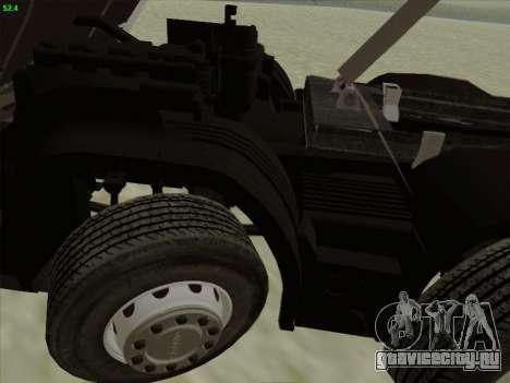Активная приборная панель v 3.2.1 для GTA San Andreas девятый скриншот