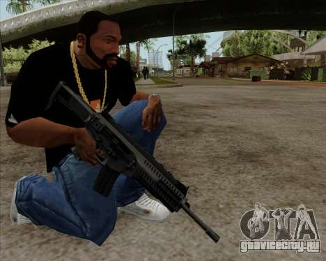Beretta ARX-160 для GTA San Andreas третий скриншот
