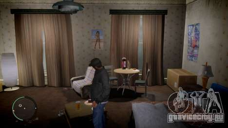 GTA HD Mod для GTA 4 второй скриншот