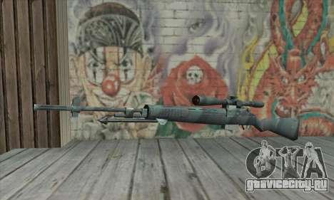 M21 из COD 4 Modern Warfare для GTA San Andreas