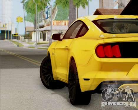 ENBSeries 1.4 для GTA San Andreas пятый скриншот