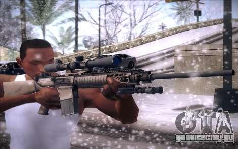 M110 для GTA San Andreas