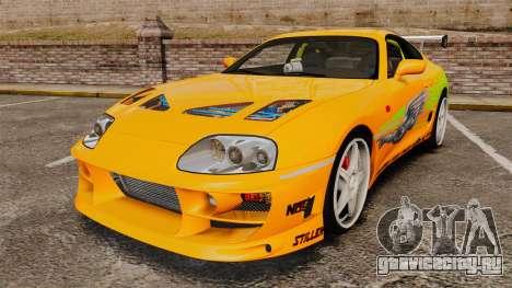 Toyota Supra RZ 1998 (Mark IV) Bomex kit для GTA 4