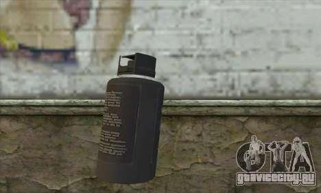Spray из Postal 3 для GTA San Andreas второй скриншот