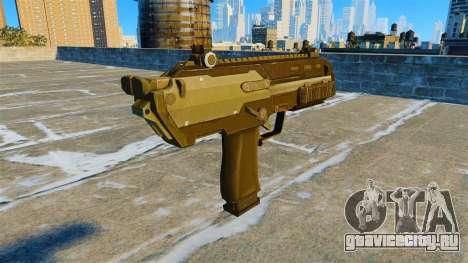 Пистолет-пулемёт AY69 для GTA 4 второй скриншот