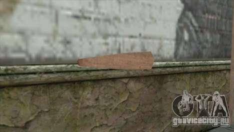 Cigar Teargas для GTA San Andreas второй скриншот