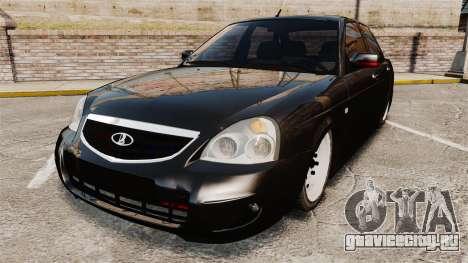 ВАЗ-2170 FBI для GTA 4