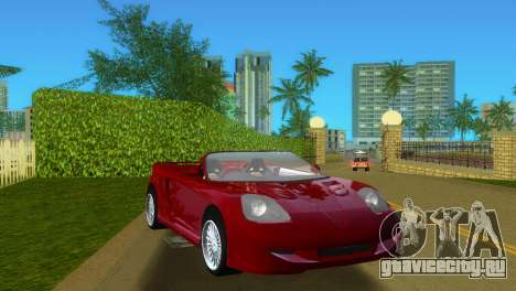 Toyota MR-S Veilside Spider для GTA Vice City