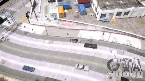 GTA HD Mod для GTA 4 девятый скриншот