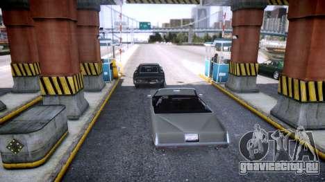 GTA HD Mod для GTA 4 восьмой скриншот