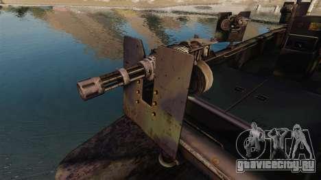 Navy SEALs SOC-R для GTA 4 вид изнутри