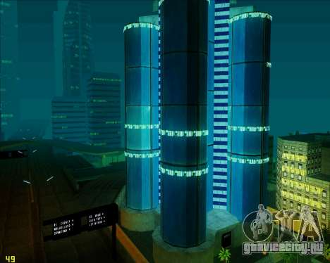 ENB HD CUDA v.2.5 for SAMP для GTA San Andreas второй скриншот