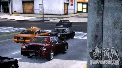 GTA HD Mod для GTA 4